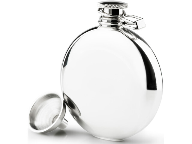 GSI Glacier Stainless 5 Fluid Ounce Classic Flask 148ml
